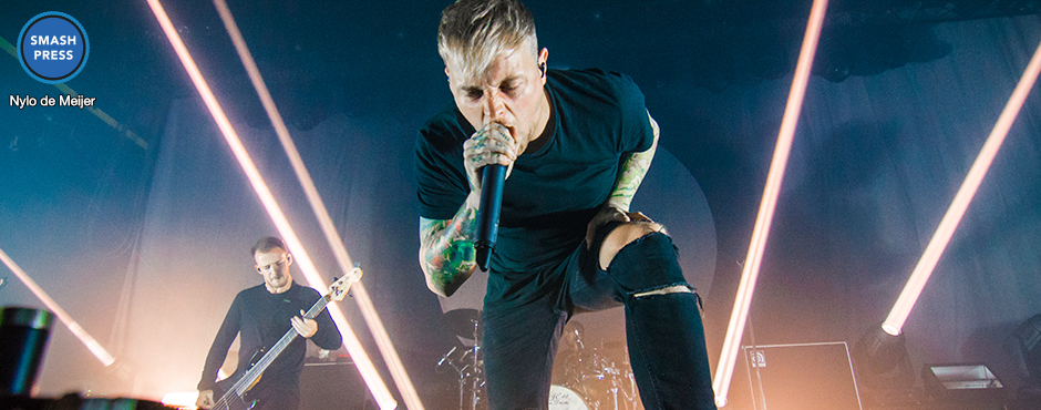 "Architects' ""Holy Hell"" is een therapeutische achtbaan"