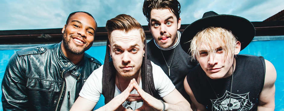 INTERVIEW: De 15 favorieten van… Set It Off